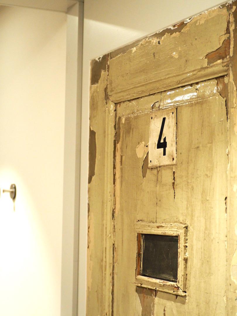 Ovi paikallaan Berliinissä