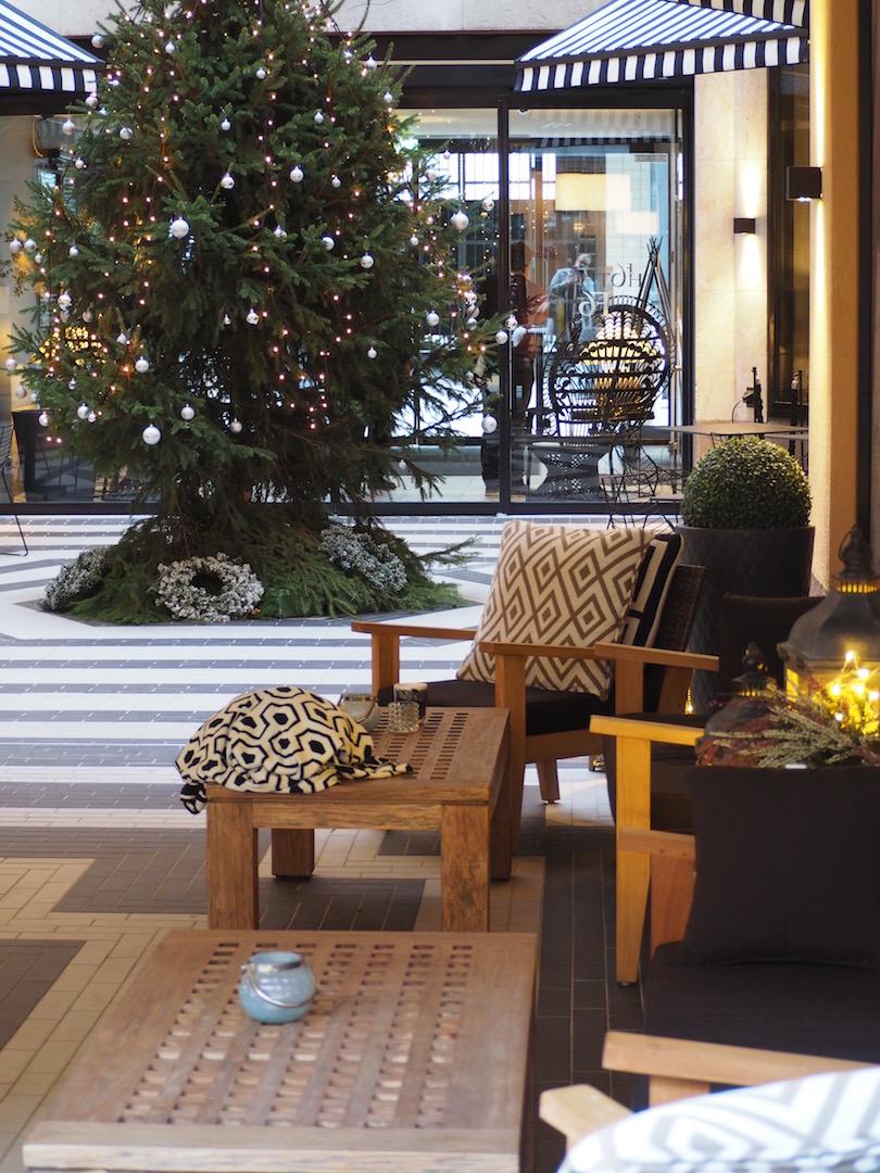 Joululahja – hotelliyö Helsingissä…