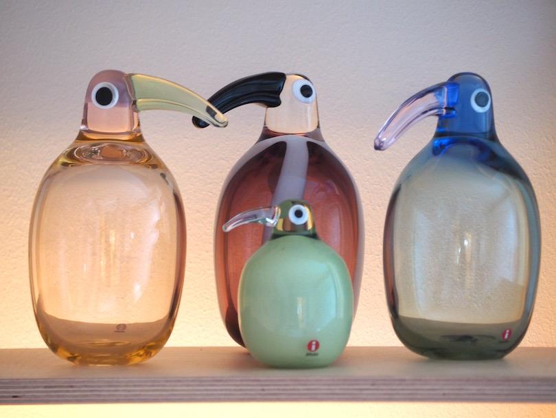 Birds by penttinen