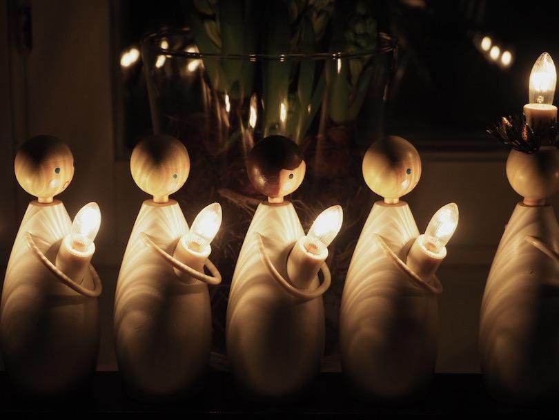 Joulua edeltävät yöt ovat jouluihmisen parasta aikaa