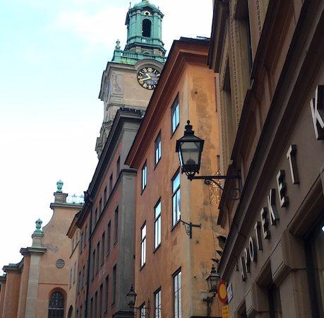 Lapista Tukholman kautta kotiin!