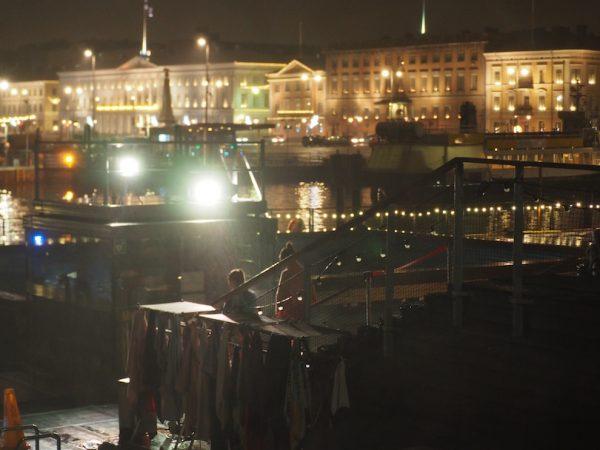 Altaaseen ulkona Helsingin keskustassa, miksi ihmeessä?