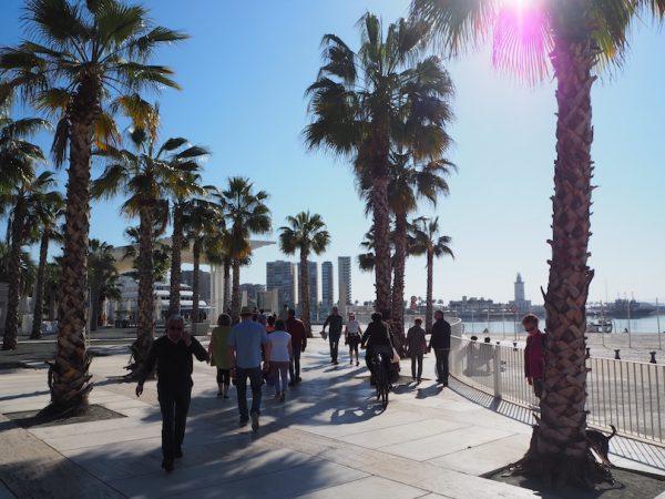 Malaga, positiivinen yllätys ja hotellivinkki