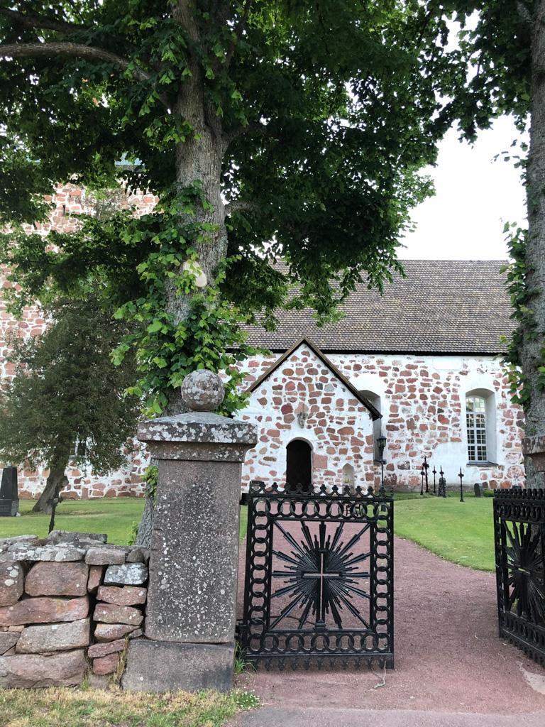 kyrka saltvik kvarnbo