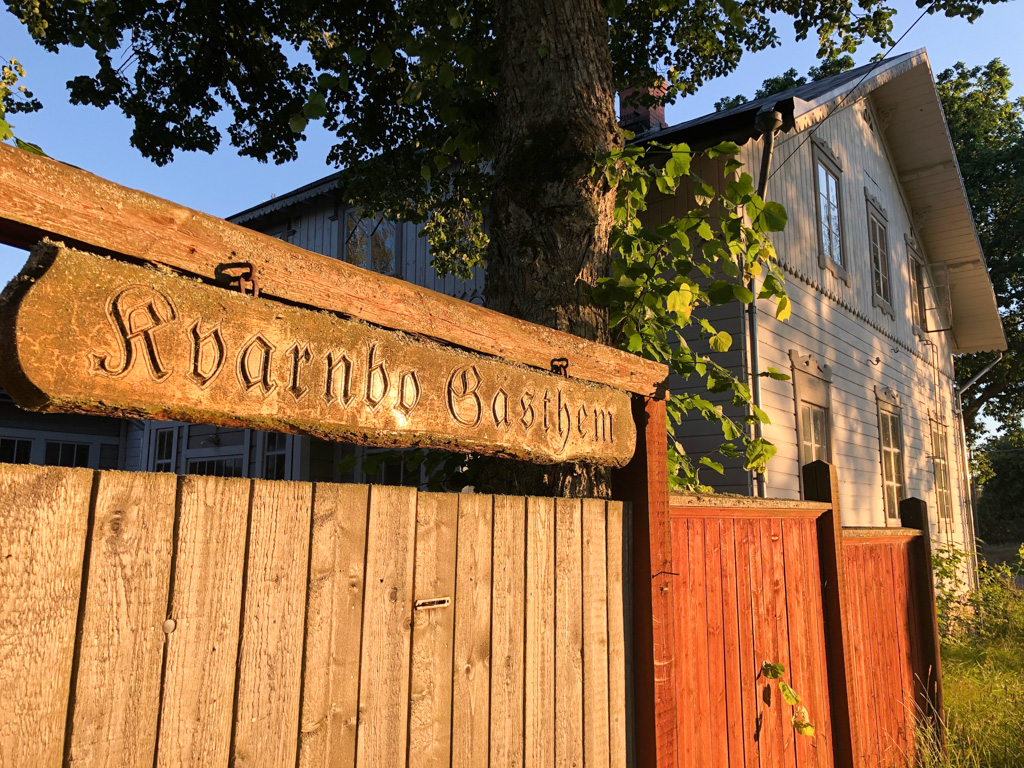 Saltvikin söpöläinen –  Kvarnbo Pensionat